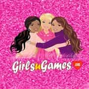 GirlsUGames Girls Games website featuring games for girls